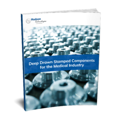 Deep Drawn Stamped Components for the Medical Industry